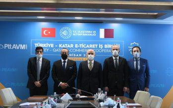 Ulaştırma ve Altyapı Bakanı Adil Karaismailoğlu,  47 Ülkeye Ürün İhraç Ediyoruz
