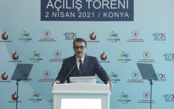 """Enerji ve Tabii Kaynaklar Bakanı Fatih Dönmez,""""Türkiye'nin hidrojen stratejisini oluşturacağız"""""""