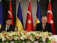 """Cumhurbaşkanı Erdoğan,""""Karadeniz'in bir barış, huzur ve iş birliği denizi olmaya devam etmesi temel hedefimizdir"""""""