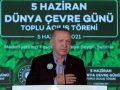 """Cumhurbaşkanı Erdoğan, """"Başta Marmara olmak üzere, müsilaj belasından denizlerimizi kurtaracağız"""""""