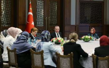 Cumhurbaşkanı Erdoğan, Kadına Karşı Şiddetle Mücadele İstişare Toplantısı'na başkanlık etti
