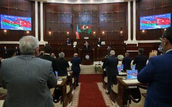 """""""Kafkaslardaki barış ve huzurdan yalnız Azerbaycan değil, tüm bölge ülkeleri kazançlı çıkacaktır"""""""