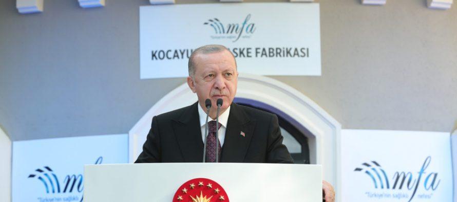 """""""2020 yılında Türkiye, Çin'in ardından G-20 içerisinde en yüksek büyümeyi kaydeden ülke oldu"""""""