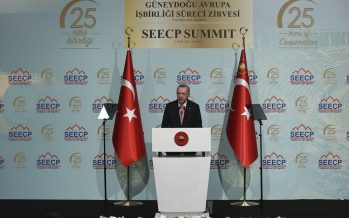 """""""Türkiye, önümüzdeki dönemde de bölgenin barış, istikrar, huzur ve refahı için katkılarını sürdürecektir"""""""