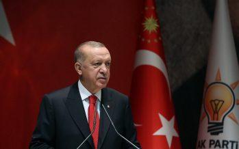 """""""Türkiye Cumhuriyeti Devleti, bölgesel ve küresel liderlik konumuyla son bir asırdaki en güçlü yürüyüşünü gerçekleştirmektedir"""""""