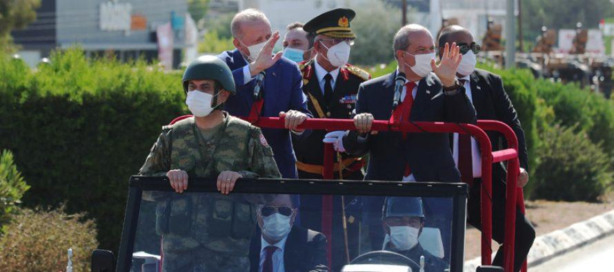 """""""Maraş bölgesi çözümsüzlüğün değil, Kıbrıs Adası'nın huzurlu ve müreffeh geleceğinin sembolü olacaktır"""""""