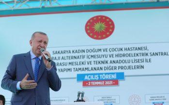 """""""Türkiye, istiklalini ve istikbalini güvence altına alacak adımları atacak ve hedeflerine mutlaka ulaşacaktır"""""""