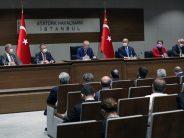 """""""Kıbrıs Türk halkı, eşit ortağı olduğu Ada'da egemen eşitliğe ve eşit uluslararası statüye sahiptir"""""""