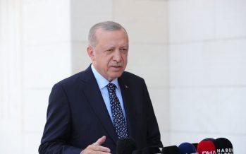 """Cumhurbaşkanı Erdoğan,""""Orman yangınlarından etkilenen hiçbir vatandaşımızı mağdur etmeyeceğiz"""""""