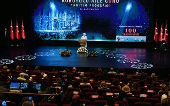 """Emine Erdoğan, """"Koruyucu Aile Günü"""" tanıtım programına katıldı"""
