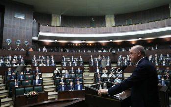 """Cumhurbaşkanı Erdoğan,  """"Salgının olumsuz etkilerini önemli ölçüde ortadan kaldıracak normalleşme dönemine adım atıyoruz"""""""