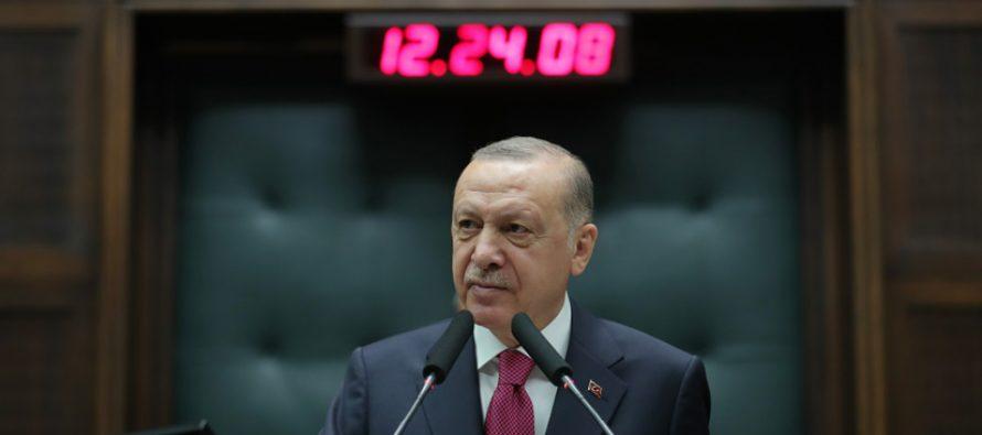 """""""Türkiye'yi, eşiğinde olduğu bölgesel ve küresel siyasi, ekonomik, demokratik liderlik düzeyine mutlaka çıkartacağız"""""""