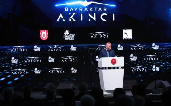 """Dev yatırımlar    """"Taarruzi İnsansız Hava Aracımız Akıncı ile birlikte Türkiye, bu teknolojide dünyanın en ileri üç ülkesinden biri olmuştur"""""""