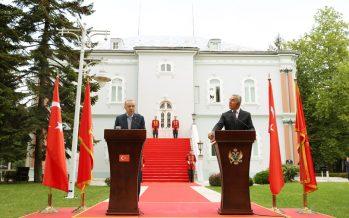 """""""Türkiye, Karadağ'a en fazla yatırım yapan ilk 10 ülke arasında yer alıyor"""""""