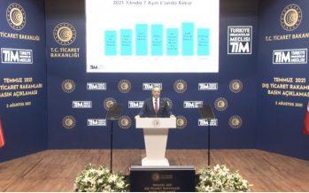 Türkiye İhracatta İlk Kez 200 Milyar Doları Geçerek Tarih Yazdı