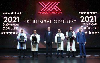 Cumhurbaşkanı Erdoğan .Akademik Yılı Açılış Töreni'nde konuştu