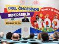 """Emine Erdoğan, """"İstanbul'a 100 Anaokulu"""" projesinin tanıtım toplantısına katıldı"""