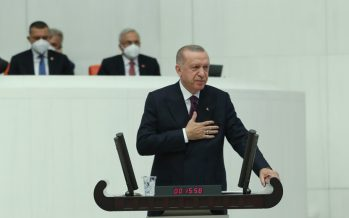 Cumhurbaşkanı Erdoğan, yeni Anayasa, milletimize vereceğimiz en güzel 2023 hediyesi olacaktır